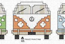 cross stitch / by Knit Craze