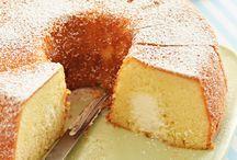 Bundt Cakes Galore