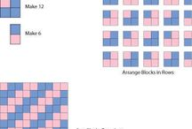 Quilts: beginner or baby quilts