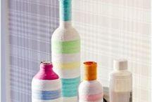 Bottles, Vase & Jars