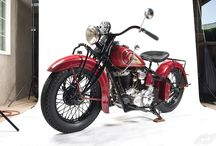 Oldtimer Motorcycles / 1938 Indian Chief