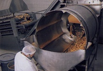 The Making of Magic! Behind The Scenes of Rudolph Foods / From drying to seasoning to packaging, take a look at the manufacturing of Rudolph Snack Foods! / by Rudolph Foods