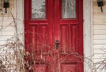 dvere chaloupka