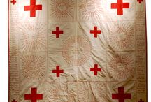Remember Me ~ Red Cross Quilts