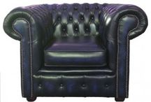 Chesterfield: Club Chairs