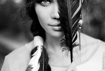 Native american shoot