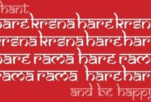 hare krishna's