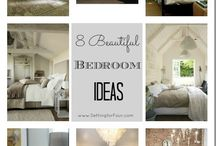 Bedrooms / by Linda Johnson