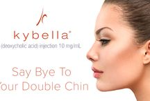 """Remove Double Chin / KYBELLA® is a prescription medicine used in adults to improve the appearance and profile of moderate to severe fat below the chin (submental fat), also called """"double chin.  KYBELLA® has been the focus of a global clinical development program involving over 20 clinical studies with more than 2,600 patients worldwide, of which over 1,600 have been treated with KYBELLA®."""