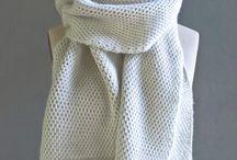 Modelli di sciarpa fatta all'uncinetto