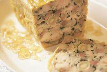 Pâté and terrines