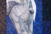 quilt horse