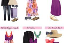 Bahamas Cruise December 2014 / Fashion and Packing Ideas