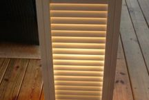 Creative Projects / Using and transforming shutters