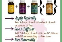 Essential Oils / by Emily Johnson