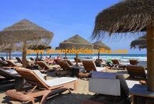 Carabassi Beach In Gran Alacant / Our beautiful local beach has Blue Flag status too!