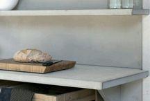 Concrete in Interior / Concrete used in interior incl. stairs.