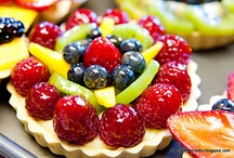 Fruity Desserts and Other Snacks / Sweet eats with fruit in it