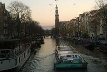 IAMsterdam / Various places I visit