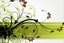 Background/Conceptual/Vector / by Hilda RM