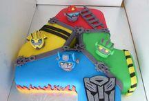 Rau cakes