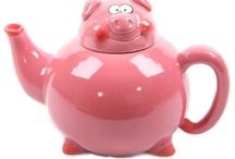 чайник-свинья