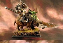 orc war boar