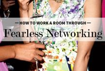 Networking Advice / by E-town College Career Services