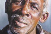 South African Art | Pastel