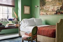 Home ~ Bedrooms / by Andrea Scott Donoghue