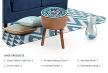 Decor Dosage / Sweep into the world of utmost charm, and get updated with the latest & the best products and discounts.