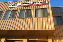 Stations / BTX Global Logistics has Stations across the United States, and countless International Agents spanning the globe.