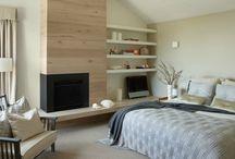 Bedroom ideas / by Kim Barnett