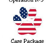 Operation K-9 Care Package / We provide care packages to US Military Working Dog (MWD) teams. ♥ It has come to our attention that the 3200+ patrol, drug and explosive detection canines serving our country in Iraq & Afghanistan, and elsewhere around the world, are in need of care packages (i.e toys, treats, etc.). While our soldiers receive care packages, many Military Working Dogs DO NOT. We'd like to change all that! Won't you please join us!?! Your support and donations are gladly accepted! ♥ Thank you! #Military #Dog