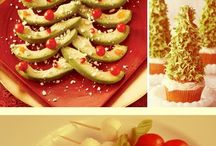 Christmas Foods / by Cyn Gagen