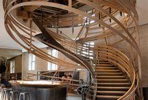 Arquitetura | Escadas | Stairs / Escadas