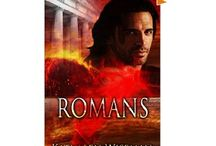 Settings for ROMANS (Early Christians Book 1)