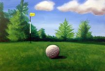 Paint ideas - golf