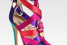 Fabulous Feet and Bag Lady...