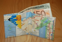 New Uses for Old Maps / by Scholastica Travel