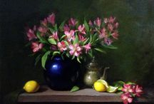 oil paintings / Here you can find my oil paintings which I've done from life. Thanks for stopping by:) / by Yana Golikova