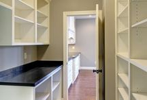Home {Pantry/Storage}
