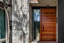 Puertas y fachadas