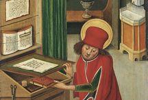 Skryba, pulpit