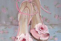 Zapatos para pintar / by Shuka Art
