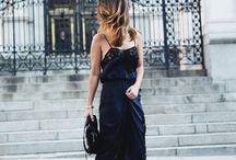 Fancy evening wear