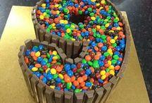 nine cake