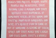 Wise Words / by Vivianna Bergonzi