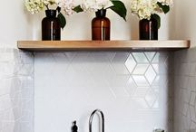 Laundry splashback ideas