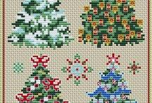 Juleidéer / DIY projekter til juletiden. Pynt, genbrug, mad...